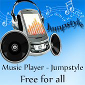 Music player - Jumpstyle remix