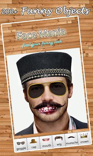 Face Mania : Face Changer