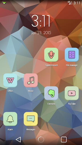 Hotsie UI - Flat Icon Pack