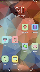 Hotsie UI - Flat Icon Pack v1.0.0