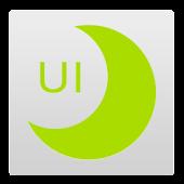 LunarUi (lime) - CM7 Theme