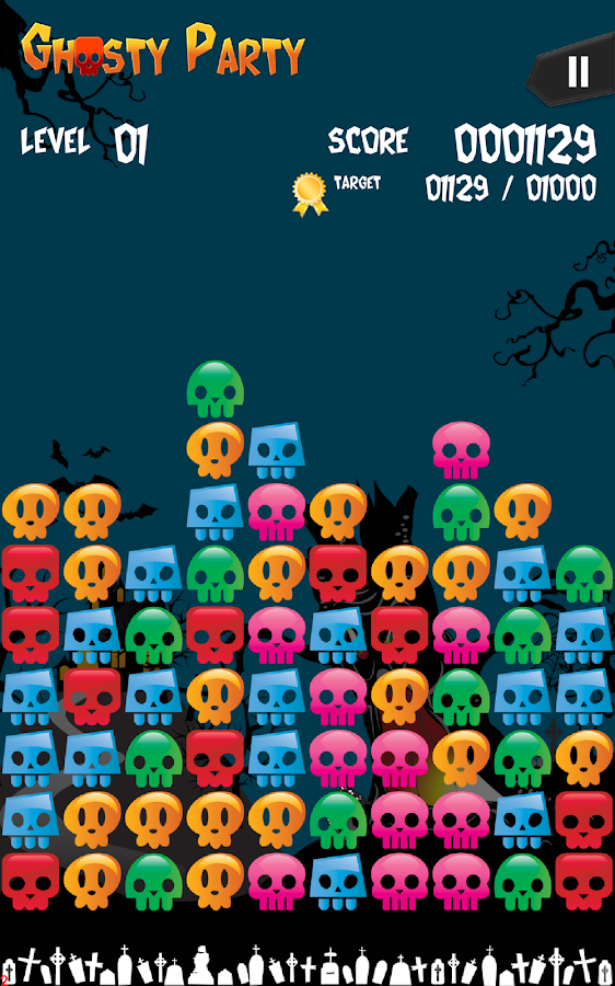 Ghosty Party- screenshot
