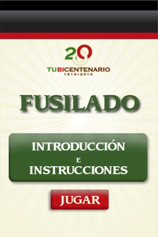 Fusilado 200 - screenshot