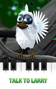 Talking Larry the Bird v3.1