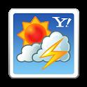Yahoo!天気・災害 logo