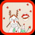 소피아(크리스마스) 카카오톡 테마