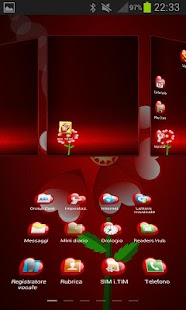 Valentine Next Launcher Theme- screenshot thumbnail