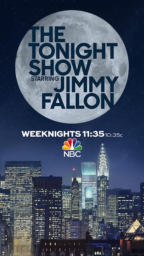The Tonight Show: Jimmy Fallon - screenshot