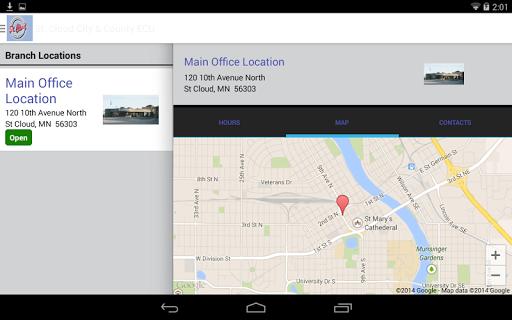 【免費財經App】St. Cloud City and County ECU-APP點子