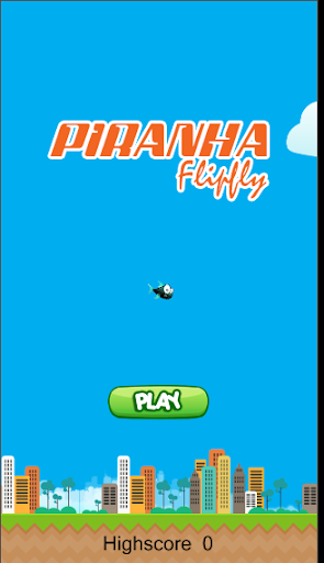 Piranha Flip Fly