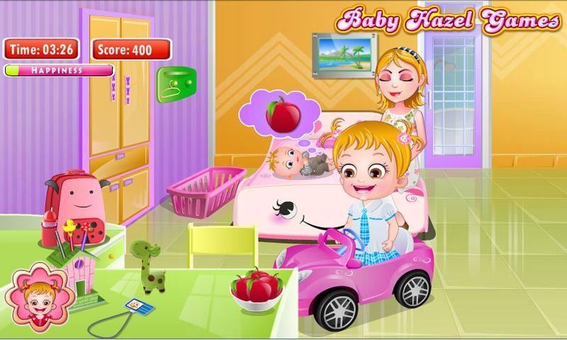 Baby Hazel School Hygiene - screenshot