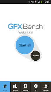 GFXBench 3.0 3D Benchmark - screenshot thumbnail