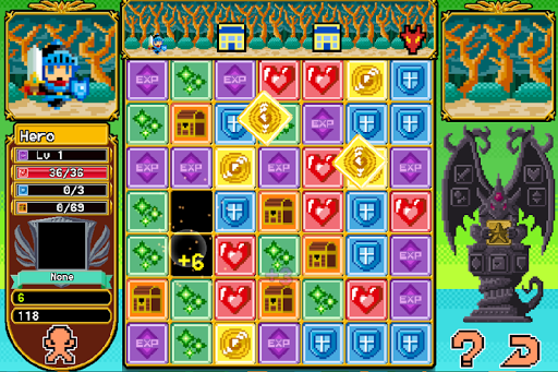 Игра Block Legend для планшетов на Android
