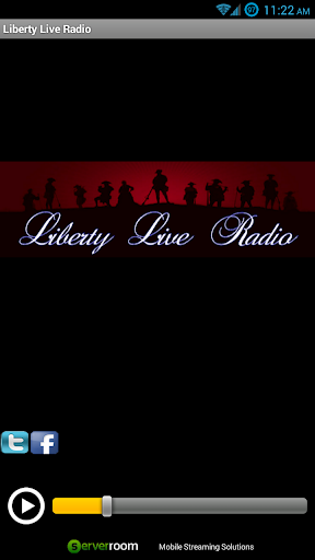 【免費音樂App】Liberty Live Radio-APP點子