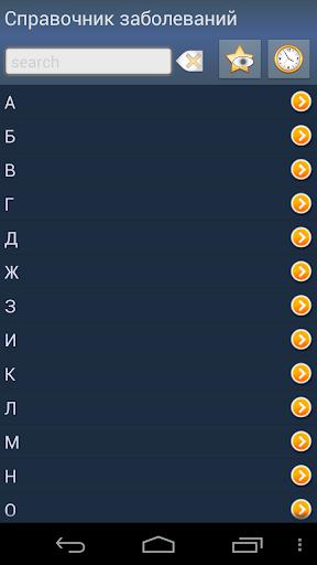 Справочник заболеваний беспл.