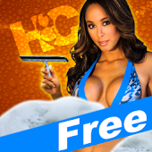 FREE - Hooters Screen Wash