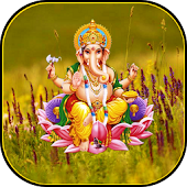 Ganesh Live Wallpaper & Temple