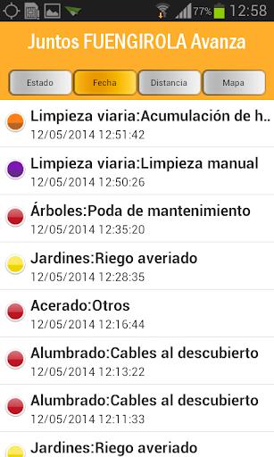 玩生產應用App|Juntos FUENGIROLA Avanza免費|APP試玩