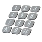 Number Checker. All World (手机号码跟踪器) icon