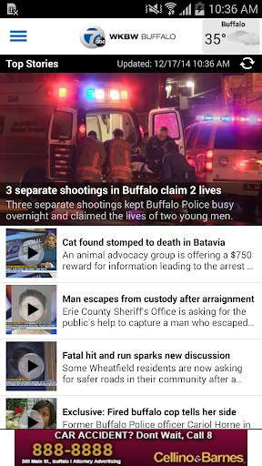 WKBW TV Buffalo