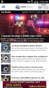 WKBW TV Buffalo - screenshot thumbnail