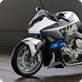 BMW Motorbikes Live Wallpaper