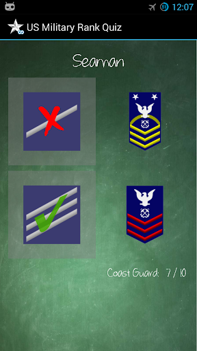 US Military Rank Quiz