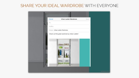 Urban Storage - Wardrobe App- screenshot thumbnail