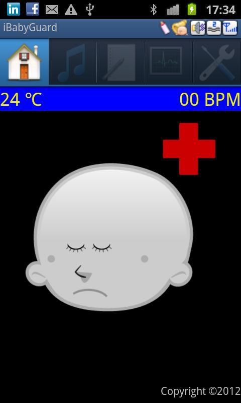 iBabyGuard Infant Snooze- screenshot