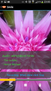 Smile - Smart Photo Annotation - screenshot thumbnail