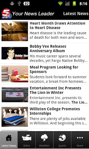 KFYR-TV Mobile News