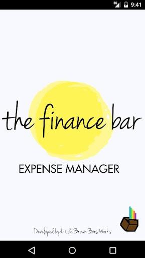 The Finance Bar