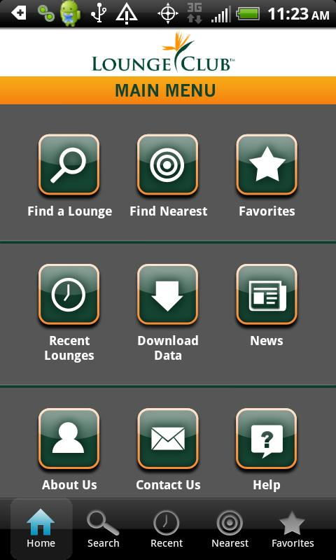 Lounge Club - screenshot