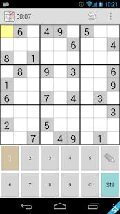 【免費益智App】數獨 - 5000數獨謎題-APP點子