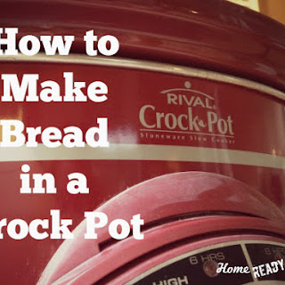 How to Make Bread in a Crock-Pot