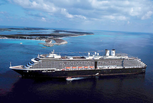 Holland-America-Westerdam - Book a cruise on Holland America's Westerdam to transit the Panama Canal, cruise the Caribbean or explore Alaska.