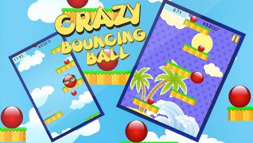 無料冒险Appのクレイジー弾むボール|記事Game