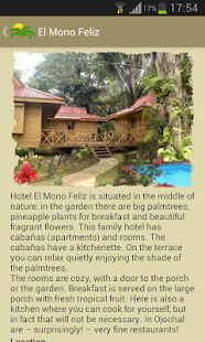 Holland Hotels Costa Rica Screenshot Thumbnail