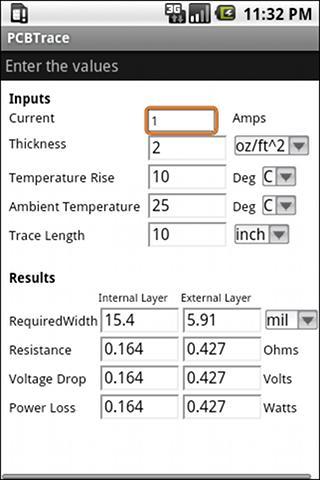 pcb trace inductance calculator|pcb trace width calculator及
