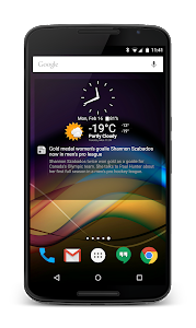 Chronus: Home & Lock Widget v5.9.0 Beta4 Pro