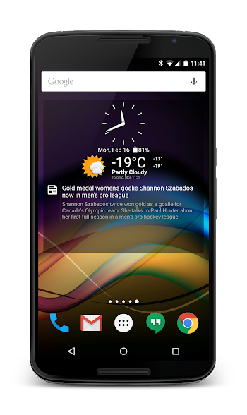 Chronus Home & Lock Widget Pro v5.10.1 APK