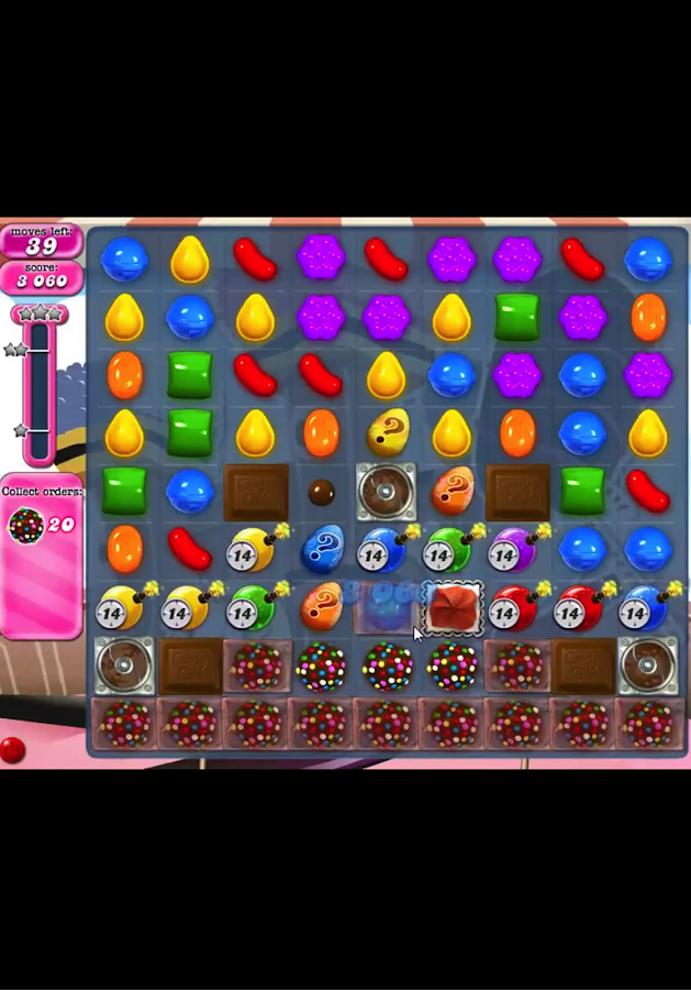 urGuide 4 Candy Crush Saga + - screenshot