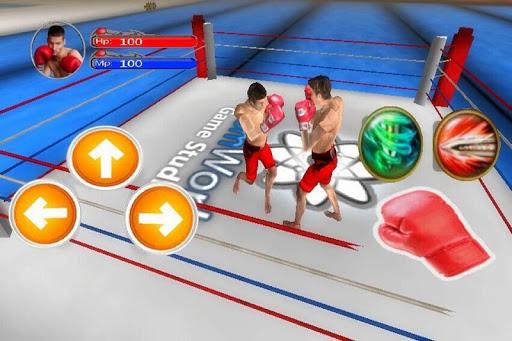 拳擊遊戲3D實戰 玩體育競技App免費 玩APPs