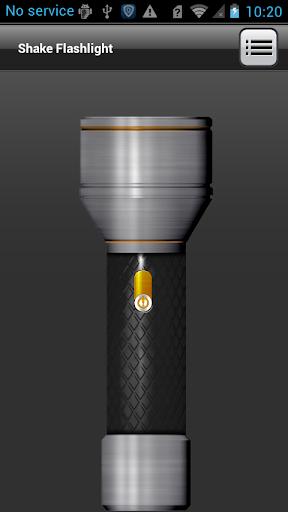 Shake Flashlight 1.0.52 screenshots 1