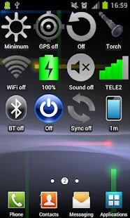 Widget WiFi- screenshot thumbnail