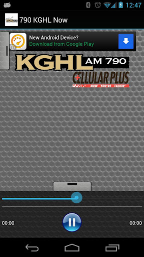 790 KGHL Now
