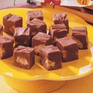 Candy Bar Fudge.
