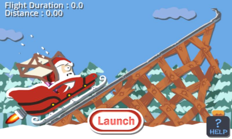 A Christmas Santa - screenshot