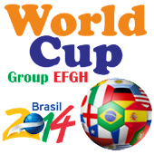 Onet World Cup 2014 Group EFGH