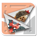 AR puzzle: Dragon and Hedgehog icon